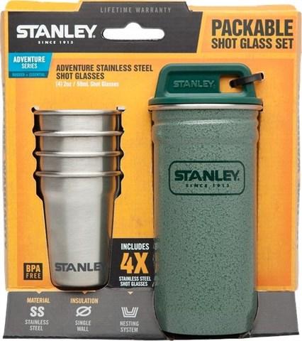 Картинка стопки Stanley стопки Adventure 0,59ML Зеленый