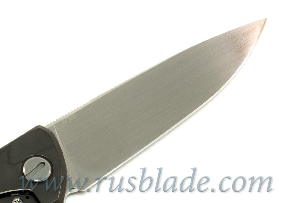 Shirogorov Custom F95 M390 ONE-OFF Z-mode Satin w/ bearings