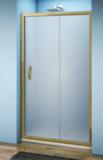 Душевая дверь BAS Jazz WTW-120-G-BR 120 см бронза матовый