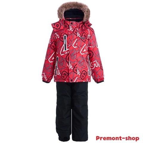 Зимний комплект Premont Эй Би Си WP92260 RED