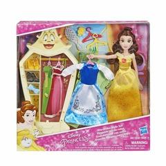 Модный гардероб Белль принцесса Диснея