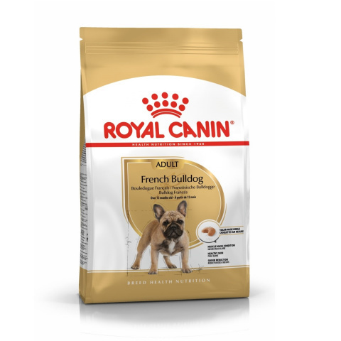 Royal Canin French Bulldog Adult 9 кг