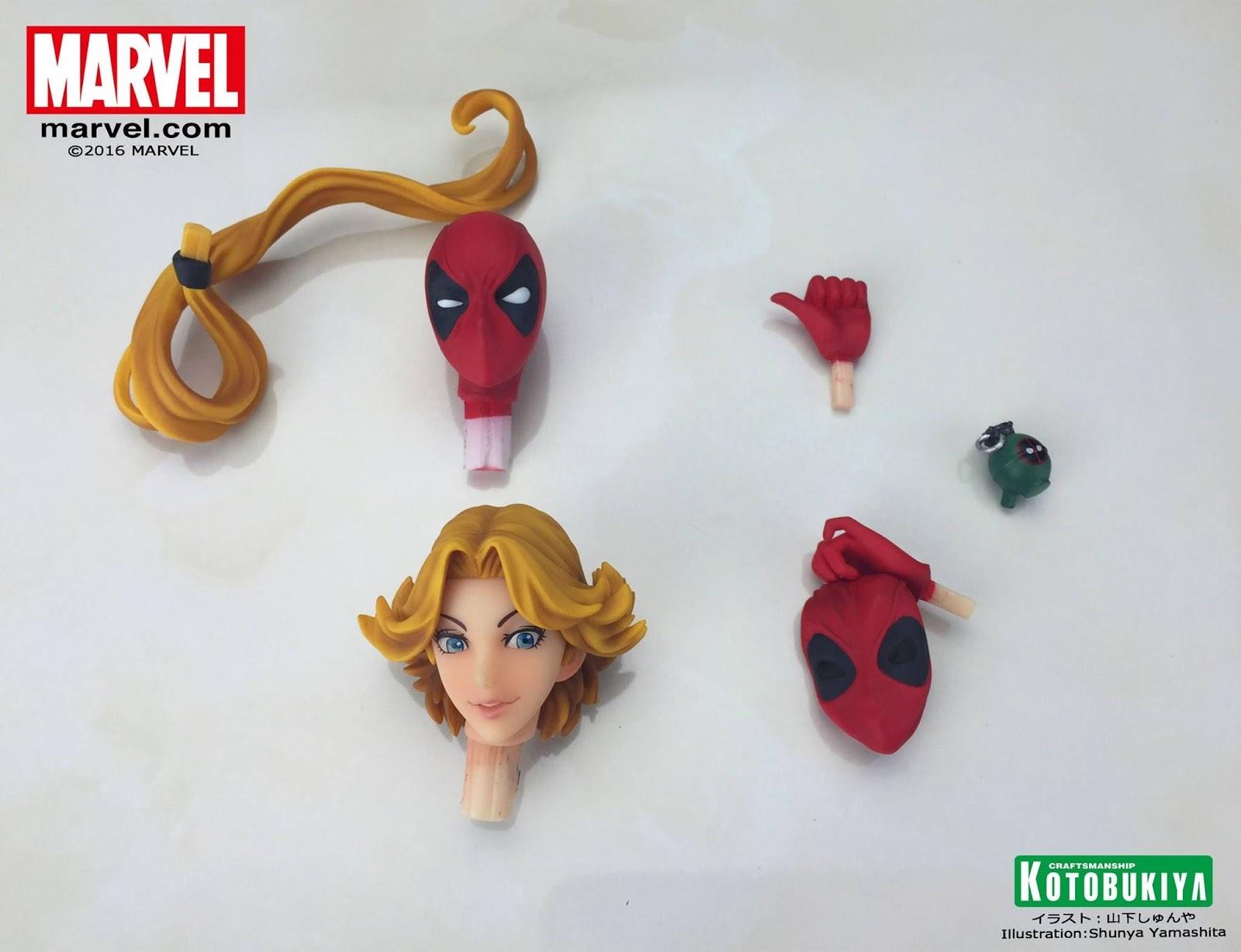 Фигурка Марвел Леди Дэдпул — Marvel Bishoujo Lady Deadpool