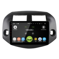 Штатная магнитола на Android 6.0 для Toyota RAV-4 06+ Roximo CarDroid RD-1120F
