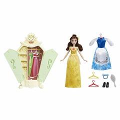 Модный гардероб Белль, принцесса Диснея