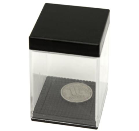 Появление монеты в коробочке
