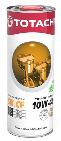 NIRO LV SEMI-SYNTHETIC 10W-40 TOTACHI масло моторное полусинтетическое (1 Литр)