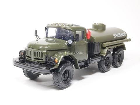 ZIL-131 Gasoline tanker khaki Elecon 1:43