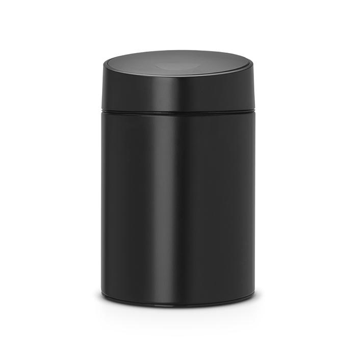 Ведро для мусора  с крышкой SLIDE (5л), артикул 483189, производитель - Brabantia