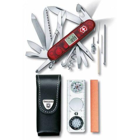 Набор инструментов Victorinox Expedition Kit (1.8741.AVT) компл.:нож/компас/точильный камень/чехол