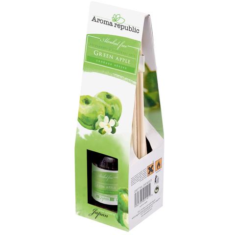 Ароматический диффузор «Japan» 30 мл, «Зелёное яблоко»