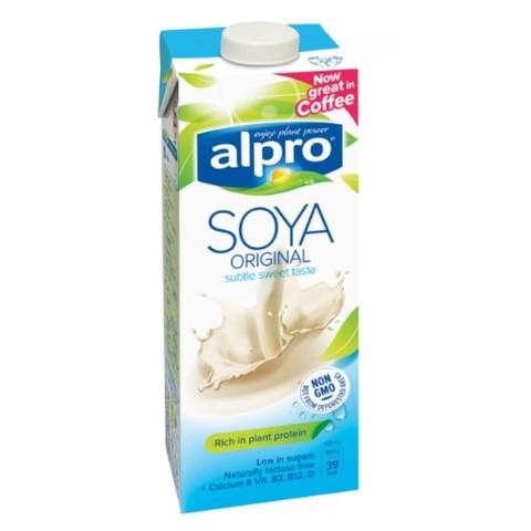 Напиток Соевый Alpro, 1 л