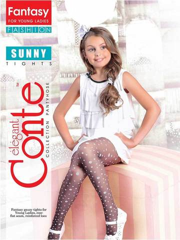 Колготки для девочек Sunny Conte