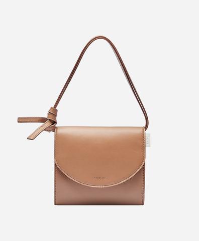 Luna Bag карамельного цвета