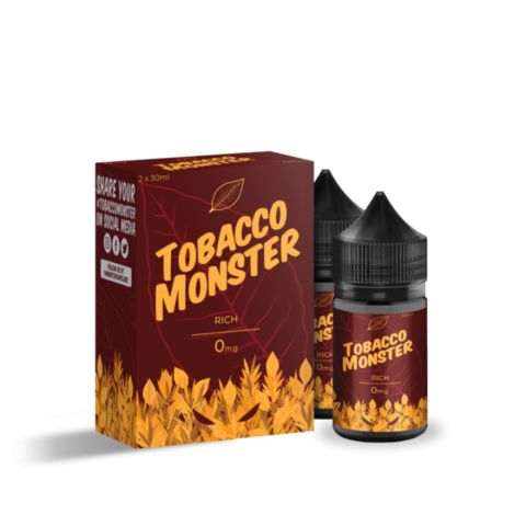 Rich by Tobacco Monster 30/60мл