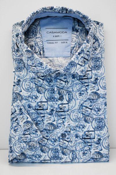 Casa Moda CASUAL FIT сорочка с коротким рукавом