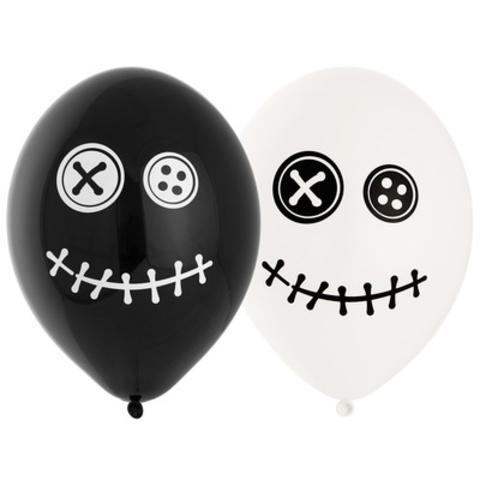 Воздушные шары Кукла Вуду