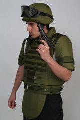 Бронежилет Шилд 3-3 УНИ Миротворец, Бр3 класс защиты