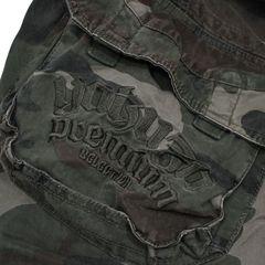 Штаны-карго камуфляж Yakuza Premium 2666