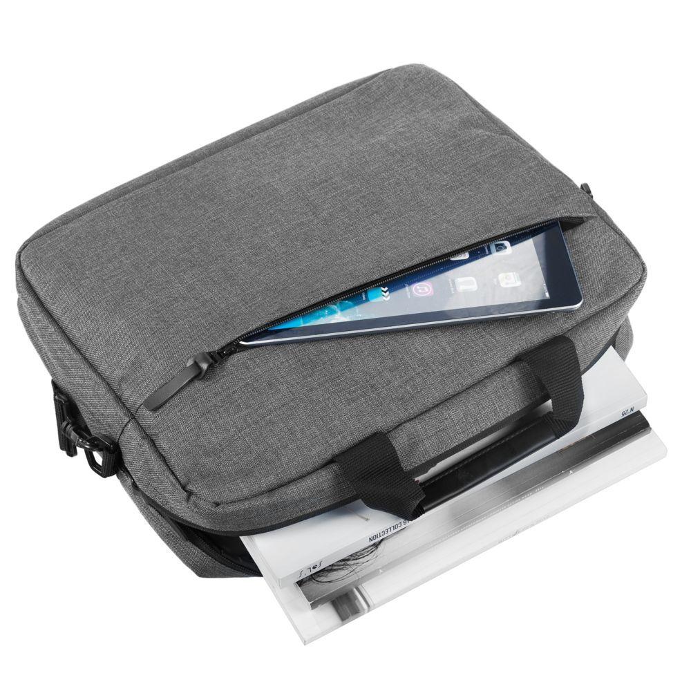 Burst Laptop Bag, grey