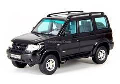 UAZ-3163 Patriot 4x4 black DIP 1:43