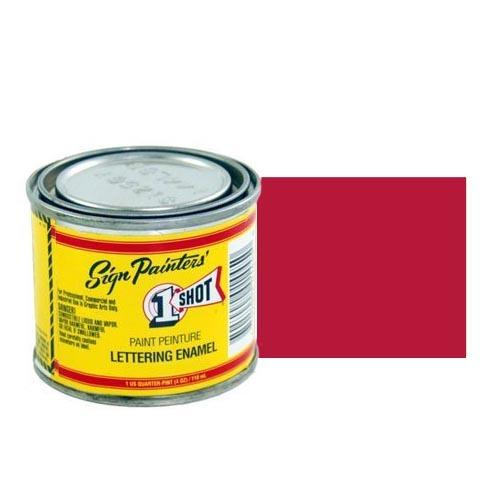 Пинстрайпинг (pinstriping) 106-L Эмаль для пинстрайпинга 1 Shot Багровый (Kool Crimson), 118 мл KoolCrimson.jpg