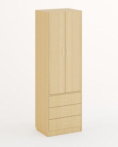 Шкаф ШК-12 дуб беленый
