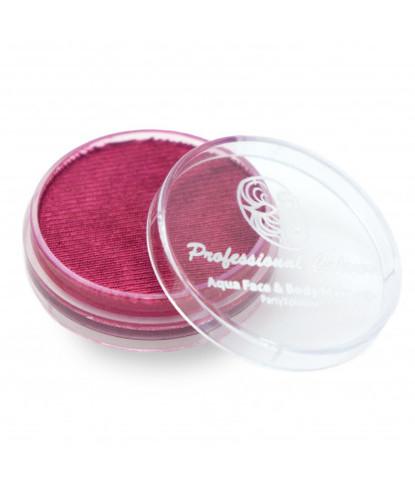 Аквагрим partyxplosion 10 гр перламутровый темно-розовый