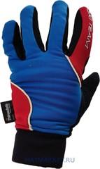 Лыжные перчатки Ski Team K18004BL черно/синие