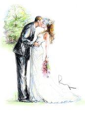 фотоальбом для свадебных фото
