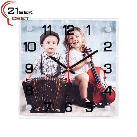 2525-1232 (10) Часы настенные