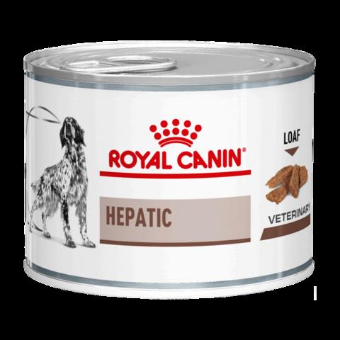 Royal Canin Hepatic Консервы для собак при заболеваниях печени