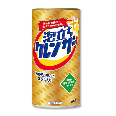 Пенящийся чистящий и полирующий порошок Kaneyo New Sassa Cleanser 400 гр