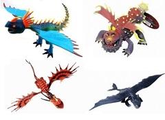 Как приручить дракона игрушка в ассортименте