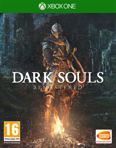 Xbox One Dark Souls Remastered (русские субтитры)