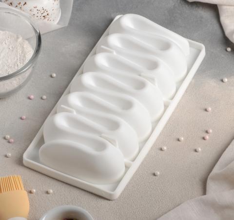 Силиконовая Форма для тортов и десертов