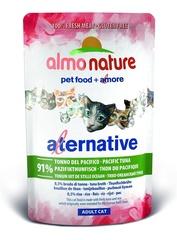 Паучи Almo Nature Alternative - Pacific Tuna