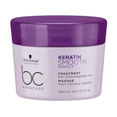 Маска-контроль гладкости Schwarzkopf BC Bonacure Keratin Smooth Perfect Treatment