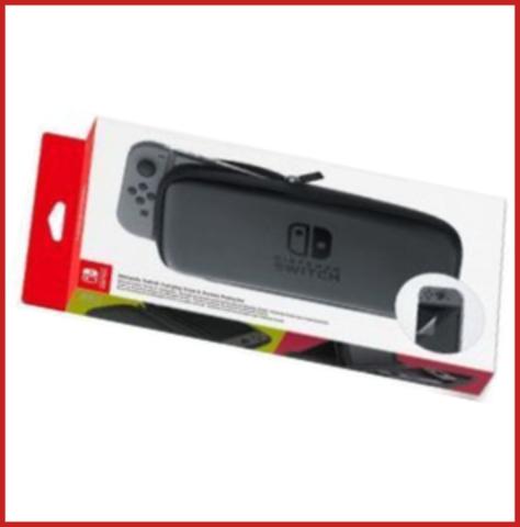 NS: Чехол и защитная плёнка для Nintendo Switch