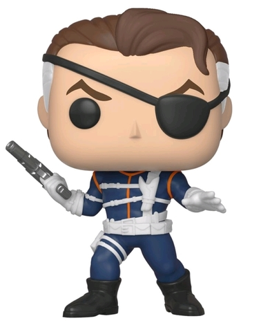 Фигурка Funko POP! Bobble: NYCC Exc: Marvel: 80th First Appearance: Nick Fury (Exc) 43360
