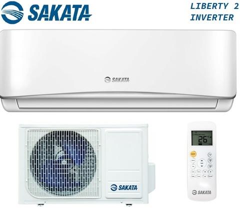 SAKATA Liberty 2 INVERTER SIE - 50 SGC  на 50 кв.м.