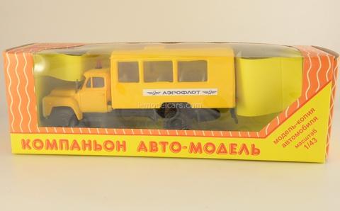 GAZ-53 Watch Aeroflot Kompanion 1:43
