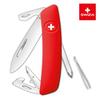 Уценка! Швейцарский нож SWIZA D04 Standard, 95 мм, 11 функций, красный