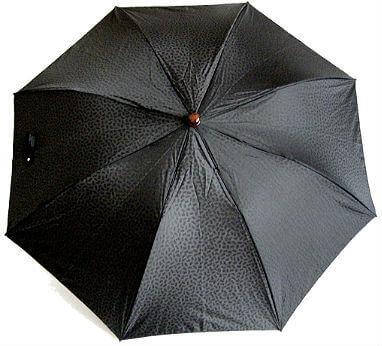 Зонт складной Pasotti Leopardo Nero
