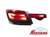LED фары задние Honda Accord 2008-13г