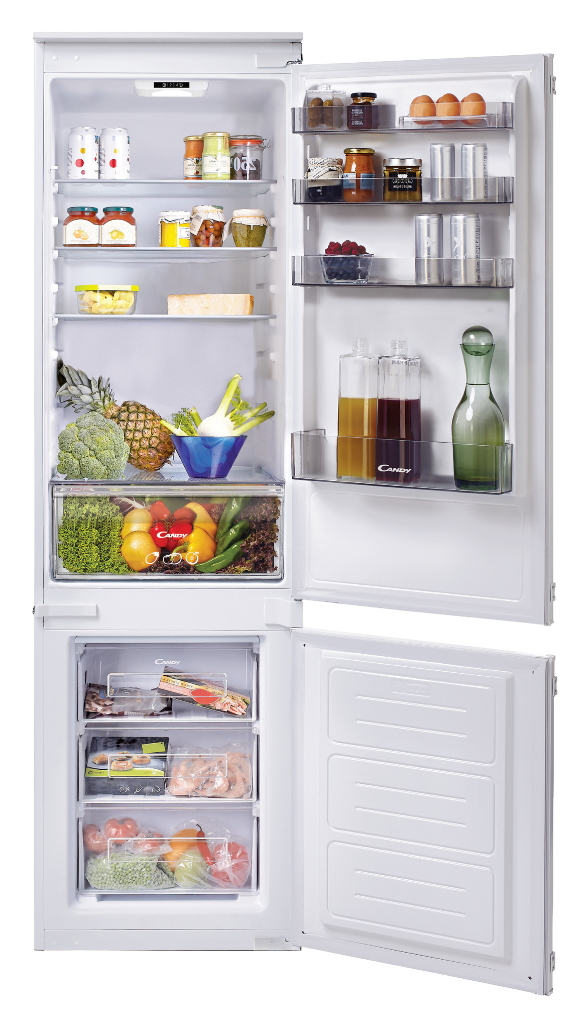 Холодильник CANDY Candy CKBBS 182