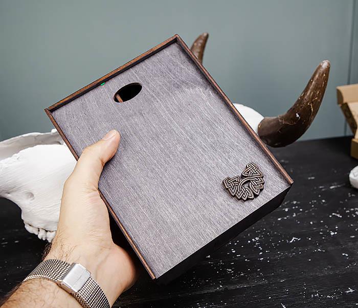 Подарочный набор для бородача: бальзам и шампунь для волос и бороды фото 06
