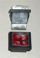Кнопочный выключатель для водонагревателей Аристон, Термекс и др. 50176, 65150778, 65150710
