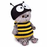 Кот Басик Baby в костюме пчелка