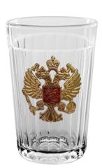 Граненый стакан «Российский», фото 1